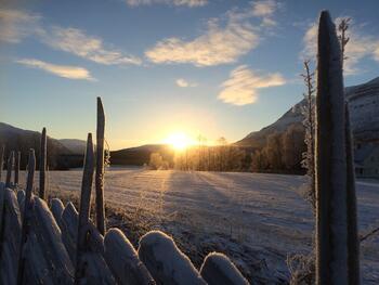 Sola er tilbake og sender stråler av håp