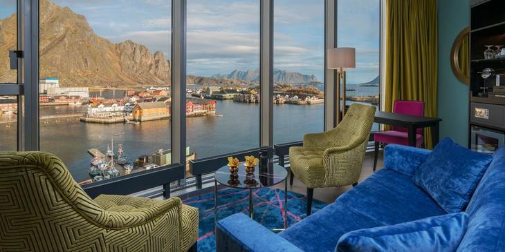 Bilde fra rom Thon Hotel Lofoten